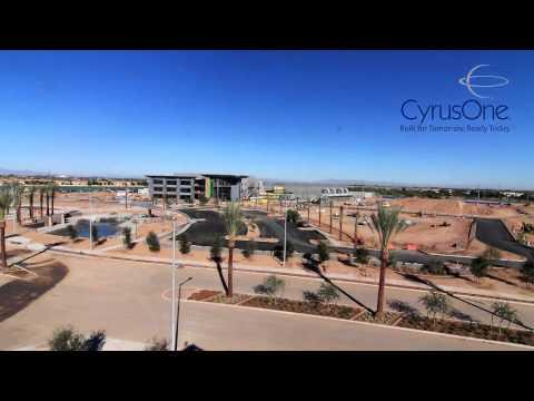 CyrusOne Data Centers - Phoenix I Time Lapse