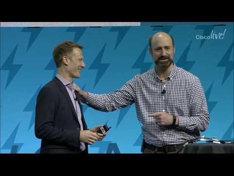 Cisco Live 2018: Redefine DC Security: Deliver Effective Workload Protection In A Multicloud World