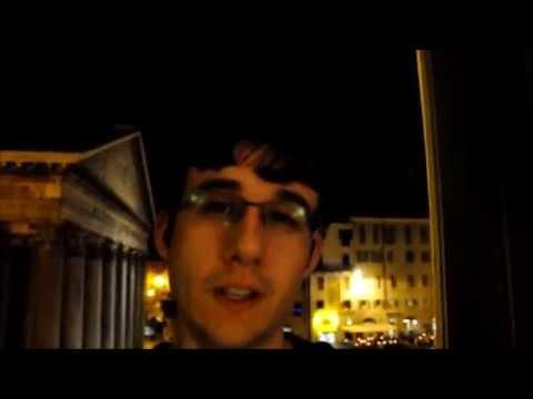 Unified Access Challenge Winner Anthony Visits Rome