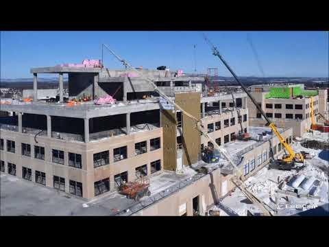 Time Lapse: Ciena's New Ottawa Campus And R&D Lab