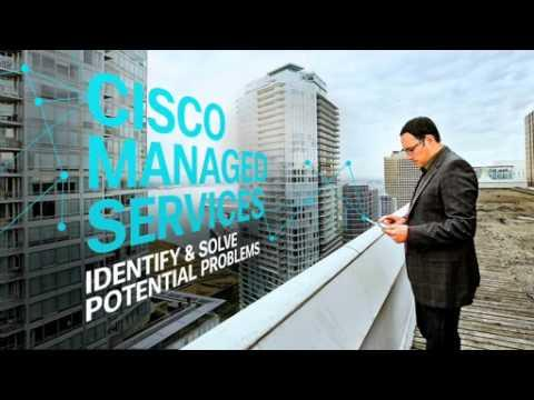 Do More With Less | Cisco Managed Services