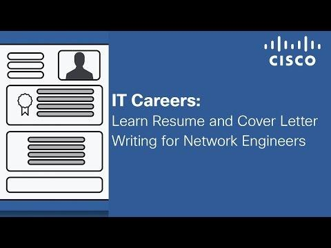 Resume Writing For Network Engineers
