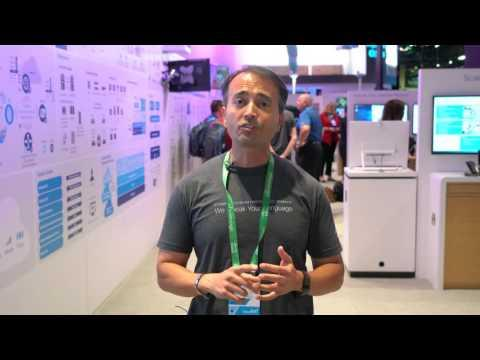 Healthcare Demo Overview At Cisco Live US 2016