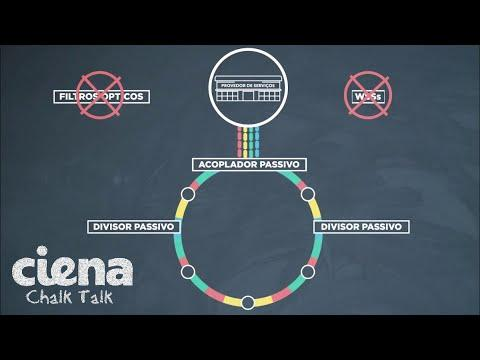 Chalk Talk: Ciena's Coherent Select Architecture [Brazilian Portuguese]