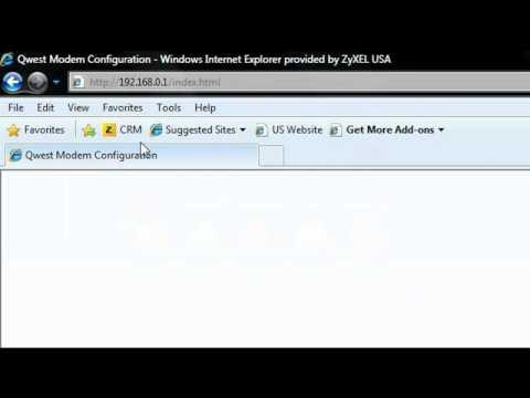 How To Create An Admin Account W/ A Wireless Router