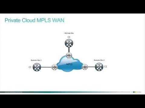 Private Cloud MPLS WAN Services, By Chris Davy
