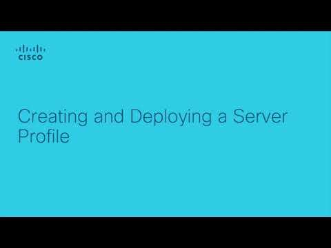 Intersight Essentials: Creating Server Policies And Profiles