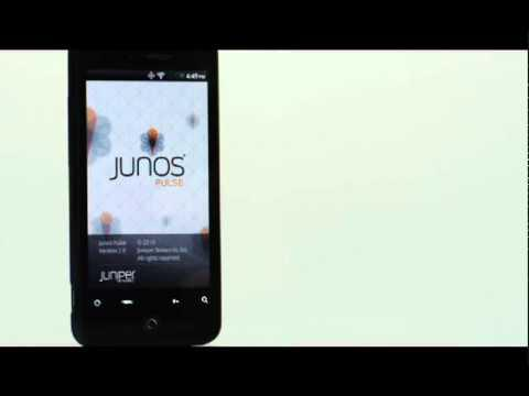 Junos Pulse Mobile Security Suite Virus And Malware Protection Demo