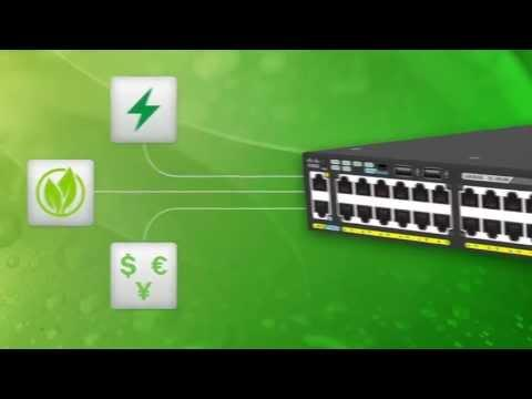 Cisco Catalyst 2960-X  | Green Catalyst Switch