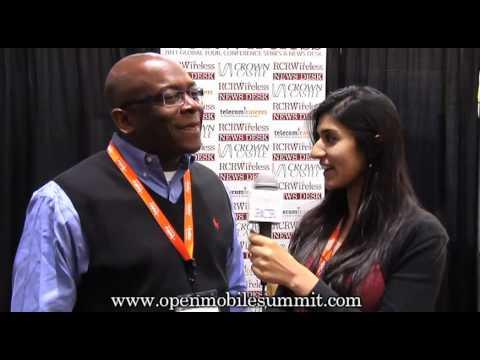 RCR Wireless Talks With Cricket At Open Mobile Summit