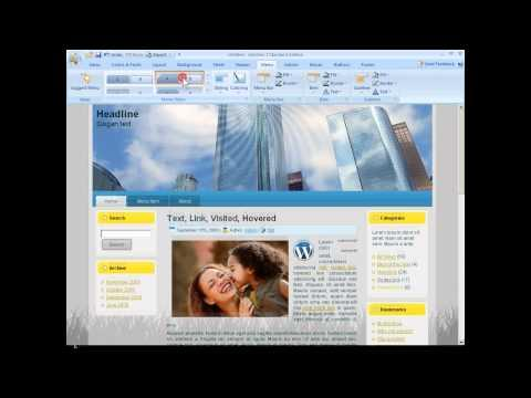 Creating WordPress, Joomla And Drupal Templates With ArtISteer