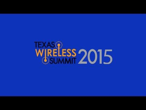 TWS 2015: Speaker - Anthony Soong, Huawei