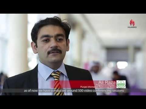 Customer Interview: Punjab Information Technology Board – GITEX Technology Week 2015