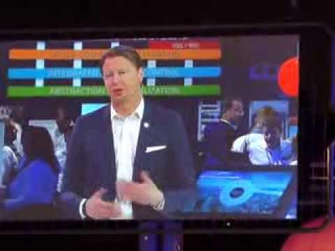 #MWC14: Ericsson CEO On The Company's Managed Services Strategy