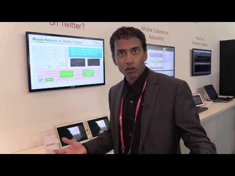 #MWC15: Hitachi Mobile Network On Twitter? Demo, Learn More At Hds.com/go/telecom
