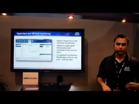 Mellanox At VMworld Las Vegas2011: Unified Fabric Manager (UFM)