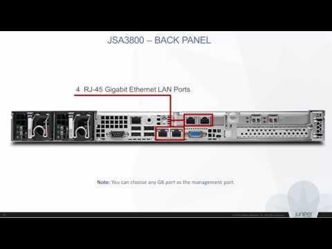 Introducing JSA3800