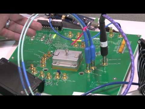 Avago Vortex 100G Gearbox And 25G CDR Demonstration