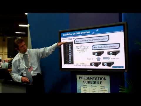 Mellanox @ Interop Las Vegas 2012 - Xyratex Presenting