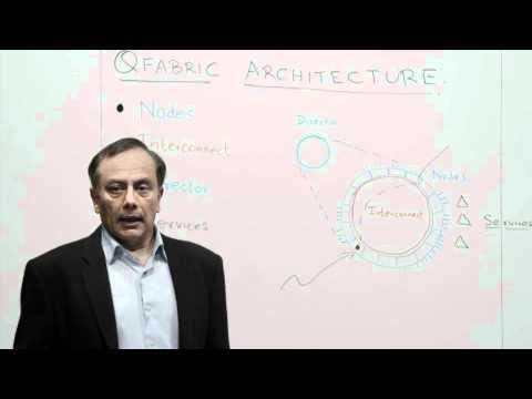QFabric's Components