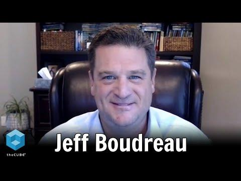 Jeff Boudreau, Dell Technologies   Dell Technologies World 2020