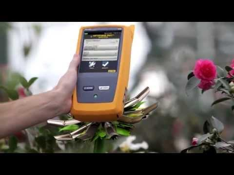 OptiFiber Pro OTDR - OTDR Testing Built For The Enterprise: By Fluke Networks