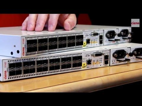 Introducing Ciena's 5160 And 5142 Service Aggregation Switches