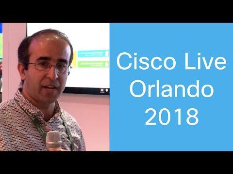 Cisco Live Orlando: Workload Security With Cisco Tetration