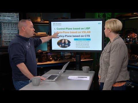 TechWiseTV: A Deeper Look At Software-Defined Access