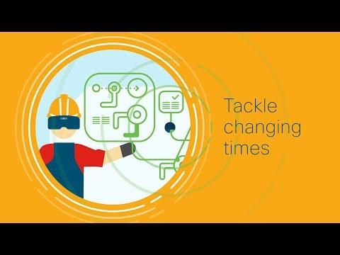 Manufacturing Industrial Automation Solutions Overview