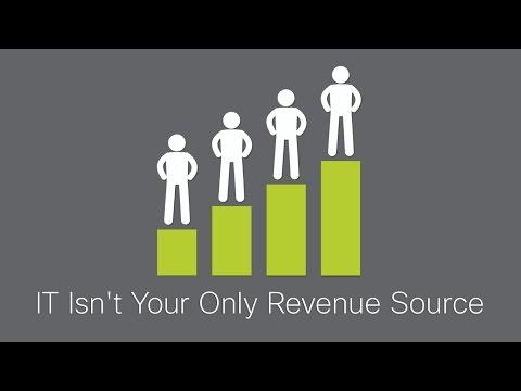 IT Isn't Your Only Revenue Source