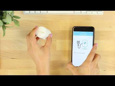 How To Set Up The Mini HD Wi-Fi Camera (DCS 8000LH)