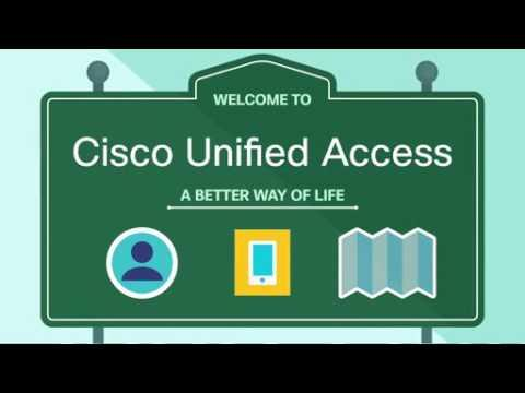 Cisco Unified Access | An Intelligent Platform In Action
