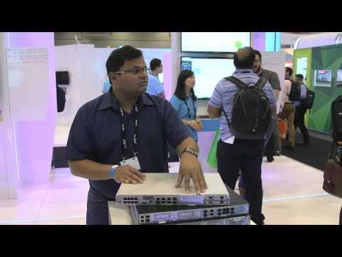 Cisco Enterprise Network Compute Systems (ENCS) For Enterprise Network Functions Virtualization Demo