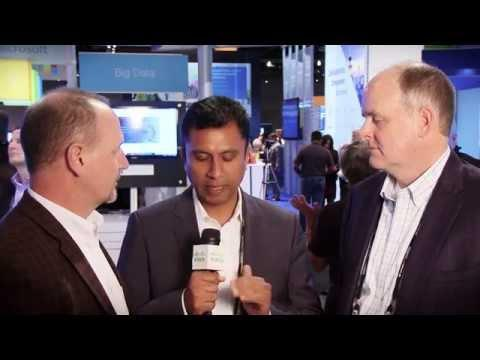 Cisco And Cognilytics Discuss Joint Solutions At SAP Sapphire 2015
