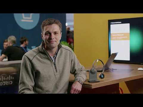 What's New: The Cisco Headset Portfolio