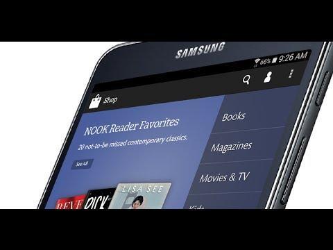 Samsung Galaxy Tab 4 Nook (RCR Mobile Minute)