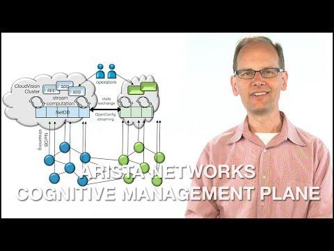 Arista Networks Cognitive Management Plane