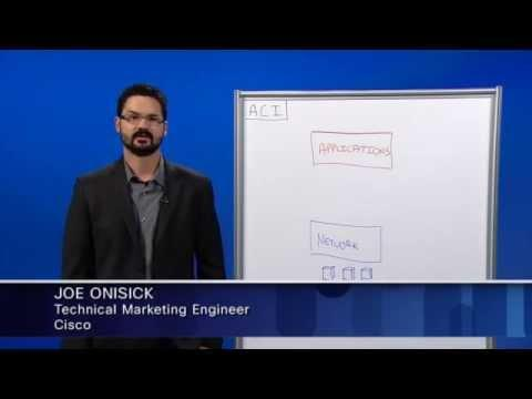 Cisco Application Centric Infrastructure   Overview