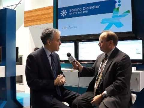 2013 MWC: Acme Packet CEO Discusses Company's Latest Offerings