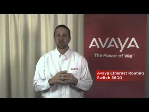 Avaya Ethernet Routing Switch 5600