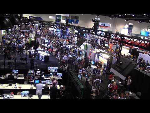 Cisco Live Orlando: Backstage Pass Highlights 2013