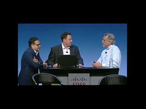 Cisco Live US 2014 Rittenhouse & Shahpurwala Demo: Cisco Intercloud Fabric