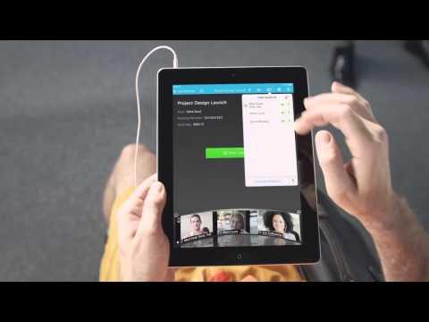Mark's WebEx Journey: Hosting A Meeting With WebEx Mobile