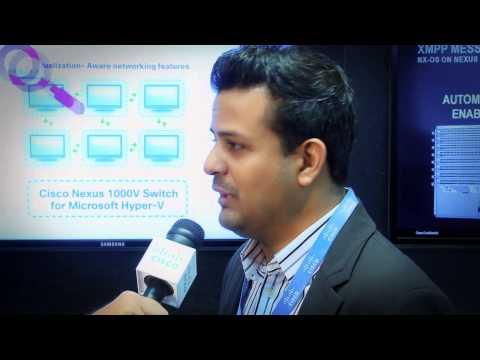Nexus 1000V Portfolio Update Live From Interop 2014