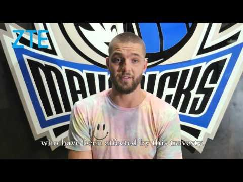 Chandler Parsons Joined ZTE To Spread Support To Nepal Earthquake Victims