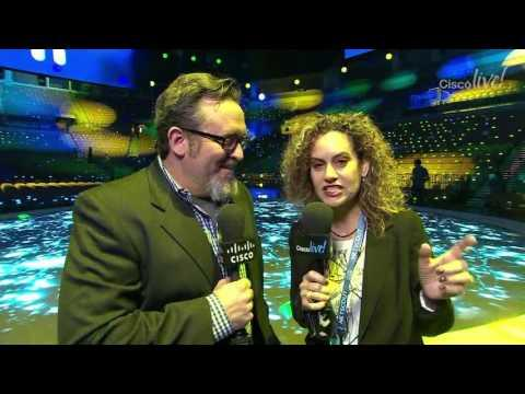 Cisco Live 2017: Backstage Pass Opening Keynote Post Show