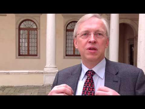 Digital Venice 2014, Interview With Peter Olsen, VP Ericsson And President Of Digital Europe