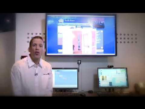 Interactive Contact Center Television (ICCTV): Alcatel-Lucent Enterprise Forum 2009