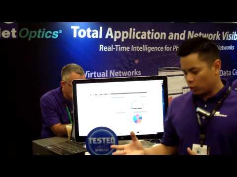 2013 VMworld: NetOptics And Spirent Showcase Of Network Virtualization